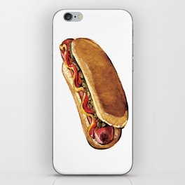 Just Hot Dog iPhone Skin