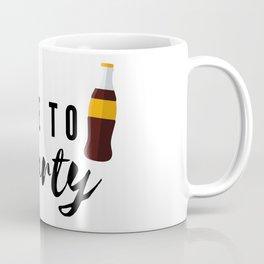 Type Seven Enneagram Catch Phrase Coffee Mug