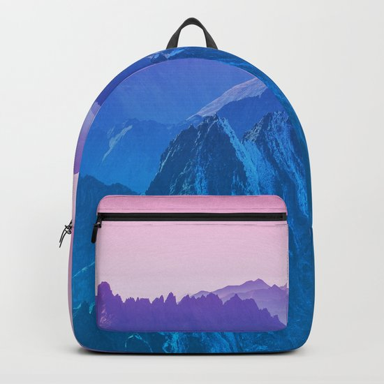 Mountains 2017 Backpack
