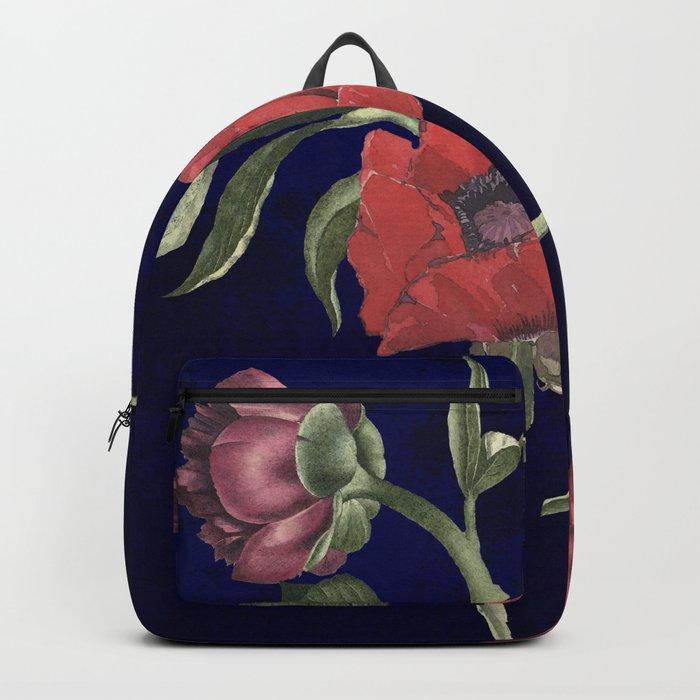 Flesh will be forgotten. Backpack