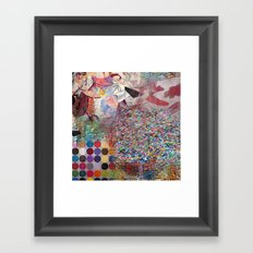 XYZ Framed Art Print