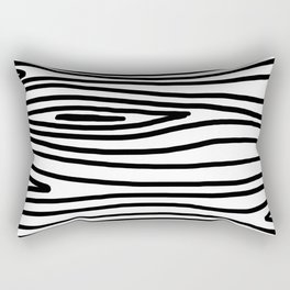 Raw Pattern Series: n.3 Rectangular Pillow