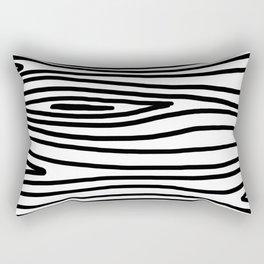 Raw Pattern Series: n.3 Rectangular Pillow