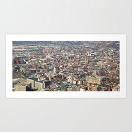 Rhine Art Print