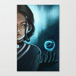 Bender Katara Canvas Print