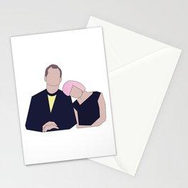 Bill & Scarlett Stationery Cards