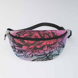 Waterflower I Fanny Pack