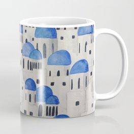 Santorini Coffee Mug