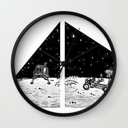 LRV 001 Wall Clock
