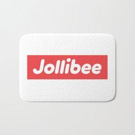 Jollibee Box Logo Bath Mat