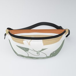 Water Polo Vintage Wopo Pool Pall Waterfootball Fanny Pack