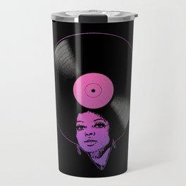 Afrovinyl (Boogiedown) Travel Mug