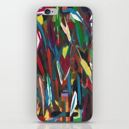 Colour by Instinct iPhone Skin