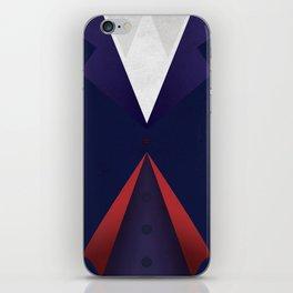 The Twelfth Doctor iPhone Skin