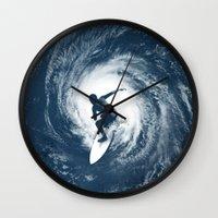 Category 5 Wall Clock