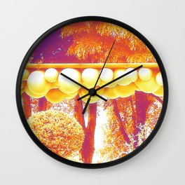 Fiesta - part 2 Wall Clock