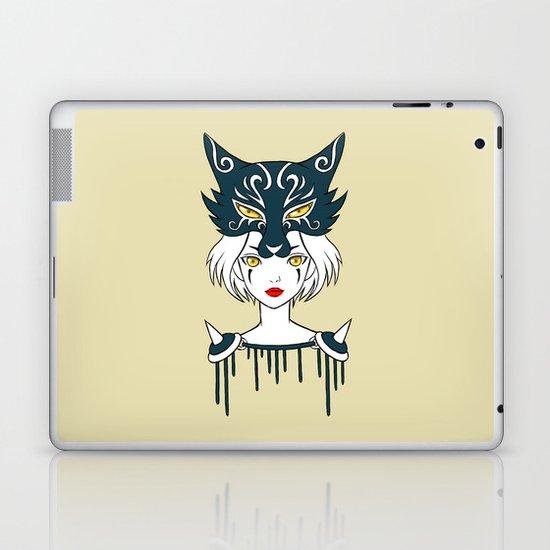 Wolf Tribe Laptop & iPad Skin
