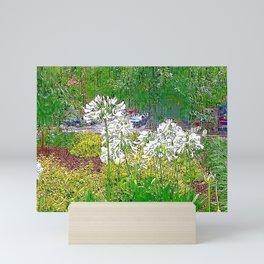 Savannah Garden Mini Art Print