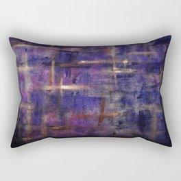 Stars at dusk Rectangular Pillow