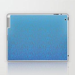 Words of Comfort Laptop & iPad Skin