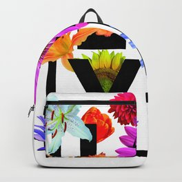 Love Flower Power Backpack