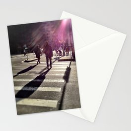 Keep Moving Stationery Cards