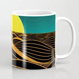 Emerald Sunset Coffee Mug