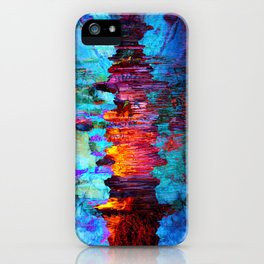 Everything is nothing (therefore it was beautiful) iPhone Case