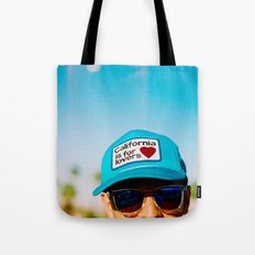 California is for Lovers Tote Bag