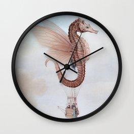 From Afar Wall Clock