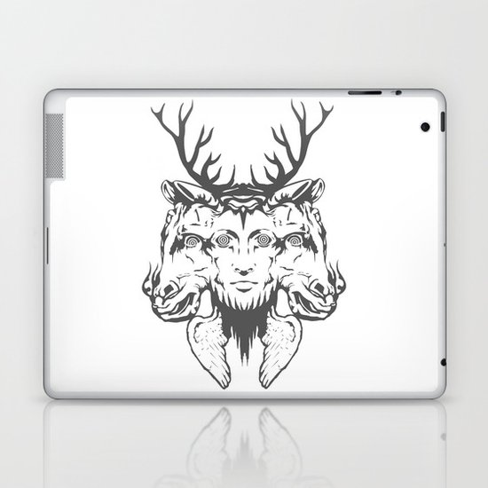 GOD II Laptop & iPad Skin
