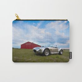 Barn Find - Classic 1965 Shelby Cobra Carry-All Pouch