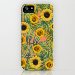Sunlowres Party #1 iPhone Case