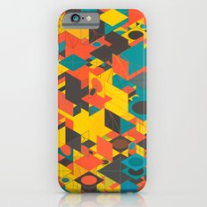 Panelscape: colours from Space Filler iPhone 6s Slim Case