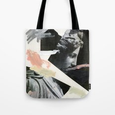 Untitled (Painted Composition 3) Tote Bag