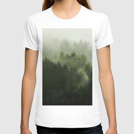 Drift - Green Mountain Forest T-shirt