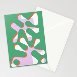 moldy pb&j Stationery Cards
