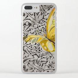 Notice me 1 Clear iPhone Case