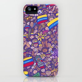 Free Venezuela iPhone Case