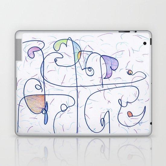 Hybrid 2 Laptop & iPad Skin