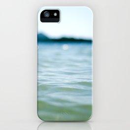 Nautical Porthole Study No.4 iPhone Case