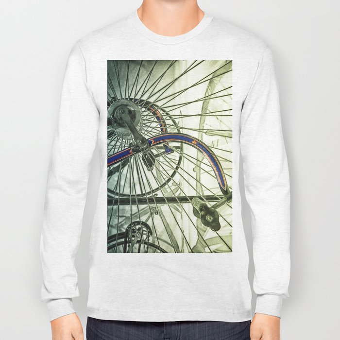 Spoken Penny Long Sleeve T-shirt