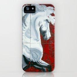War Horse #1 iPhone Case