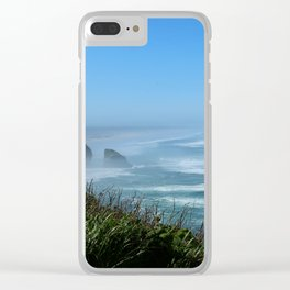 At Devils Elbow Bay Clear iPhone Case