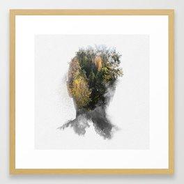 Exp Framed Art Print