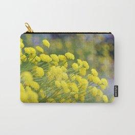 Santolina Rosmarinifolia Carry-All Pouch