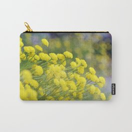 Santolina Rosmarinifolia Carry-All Pouch