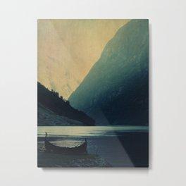 mountains VI Metal Print