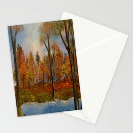 Autumnal Augur Stationery Cards