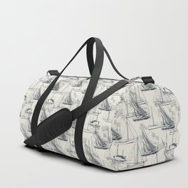 sailing the seas mode Duffle Bag